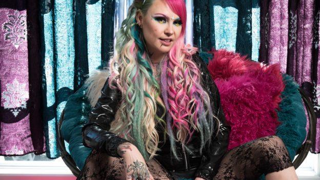 Le Vandal show: les premières images de Vandal Vyxen à Z