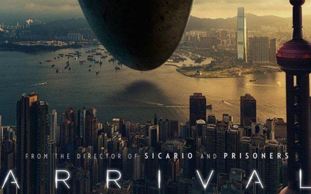 Arrival - Critique du nouveau film de Denis Villeneuve