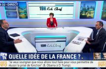 Ruth Elkrief: Raphaël Glucksmann face à Éric Zemmour sur BFMTV