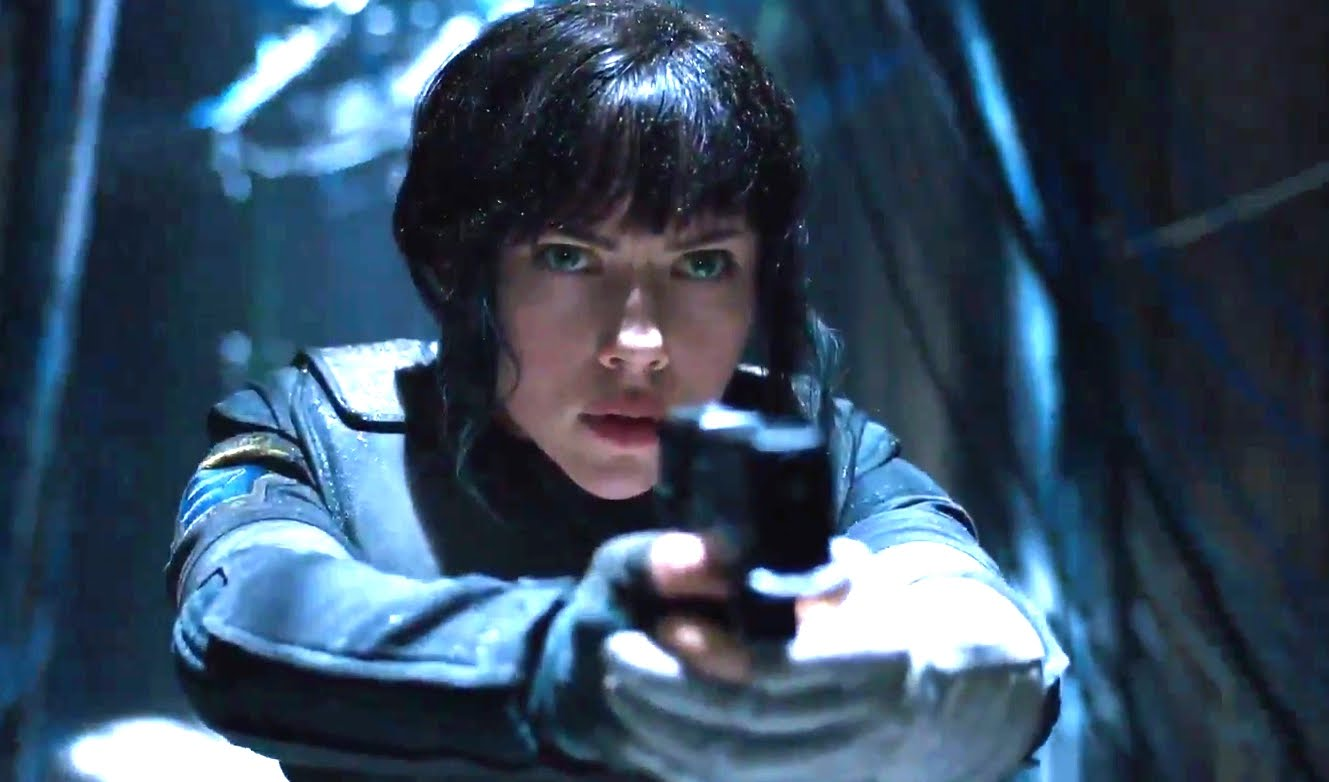 Ghost in the Shell 2017: un premier trailer officiel avec Scarlett Johansson