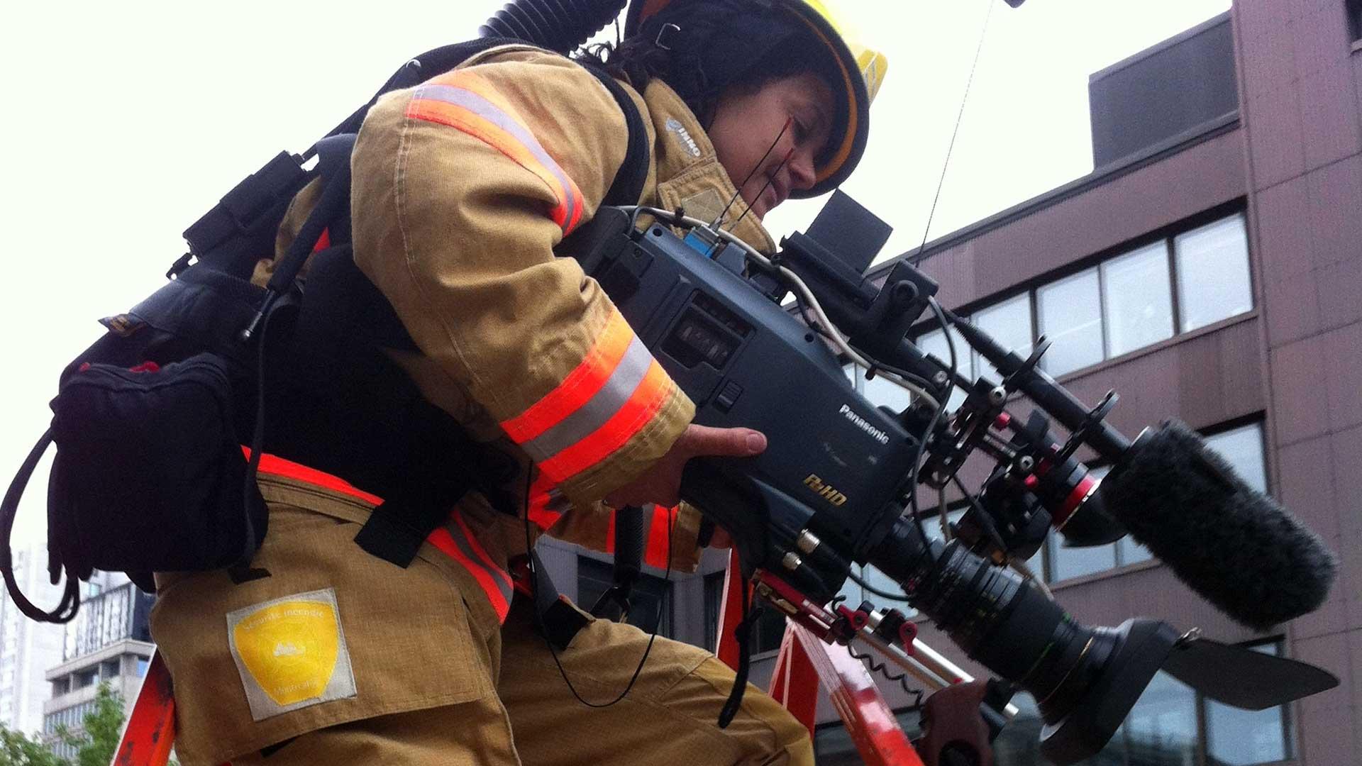 Femmes des casernes: la lutte aux incendies au féminin
