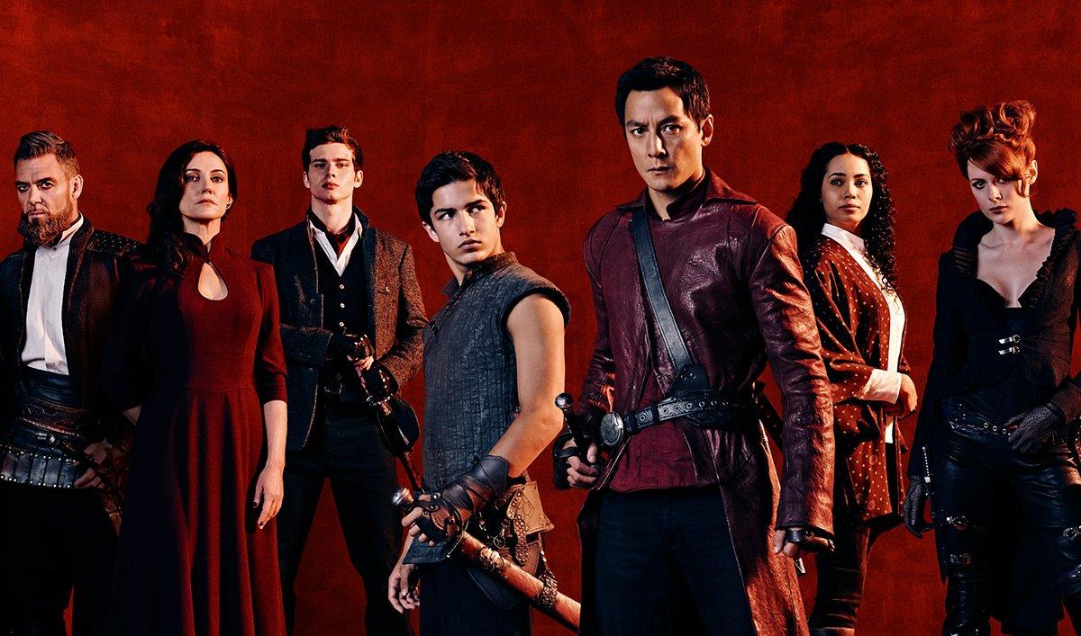 Into the Badlands saison 2: un premier teaser pour la série de Daniel Wu