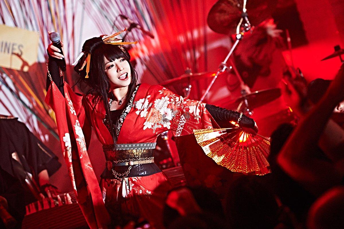 Yuko Suzuhana: un single solo pour la chanteuse de Wagakki Band