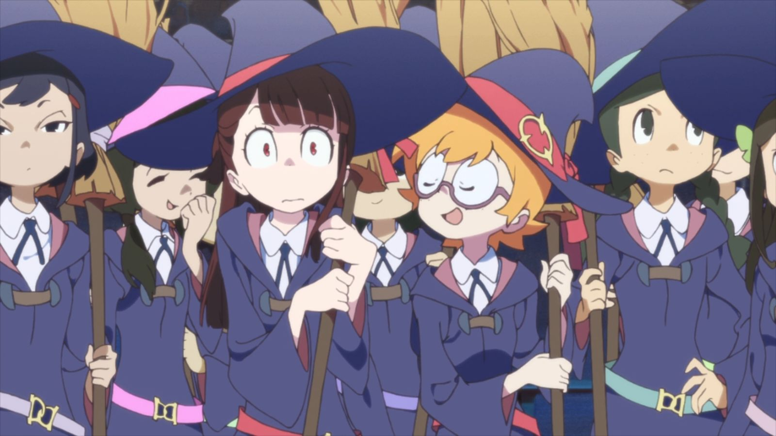 Little Witch Academia: Le retour arrive à grands pas sur Netflix