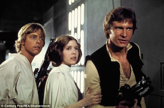 Star Wars: A New Hope: l'audition de Carrie Fisher refait surface (vidéo)