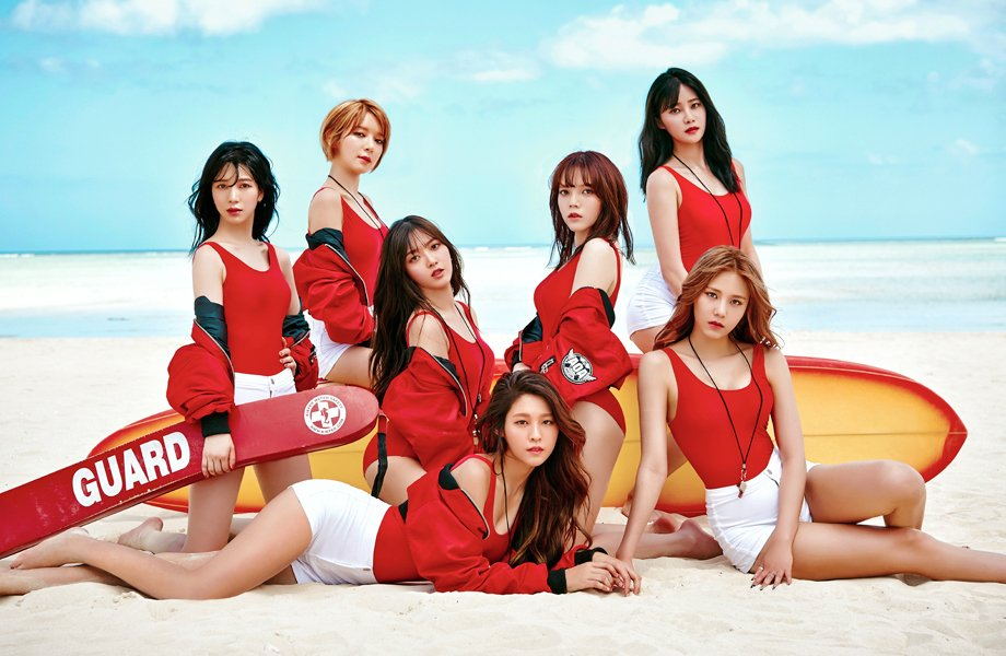 AOA: le girl group k-pop présente son premier album