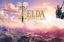 The Legend of Zelda: Breath of the Wild: le trailer du Game Awards