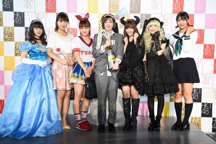 AKB48 Group Unit Single Soudatsu Janken Taikai