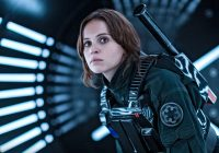 Rogue One: A Star Wars Story: Felicity Jones pose pour Glamour