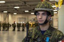 Les Recrues: les dessous des Forces canadiennes à Z