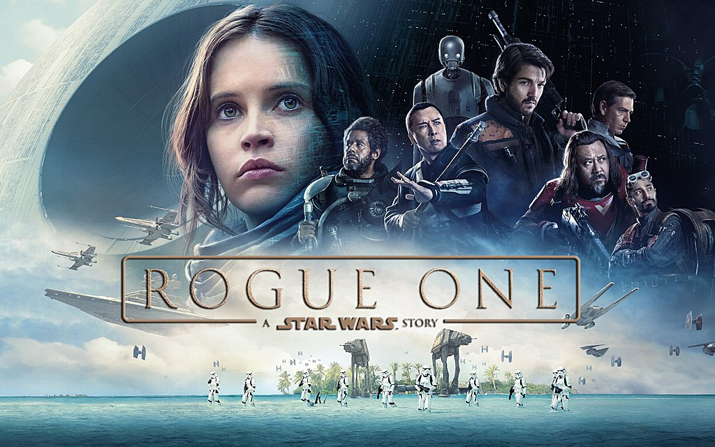 Rogue One: A Star Wars Story - Critique du film de Gareth Edwards