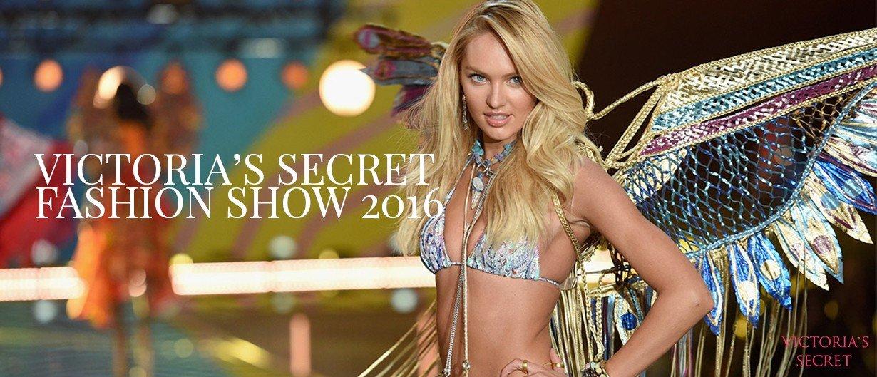 2016 Victoria's Secret Fashion Show ce soir sur Global TV