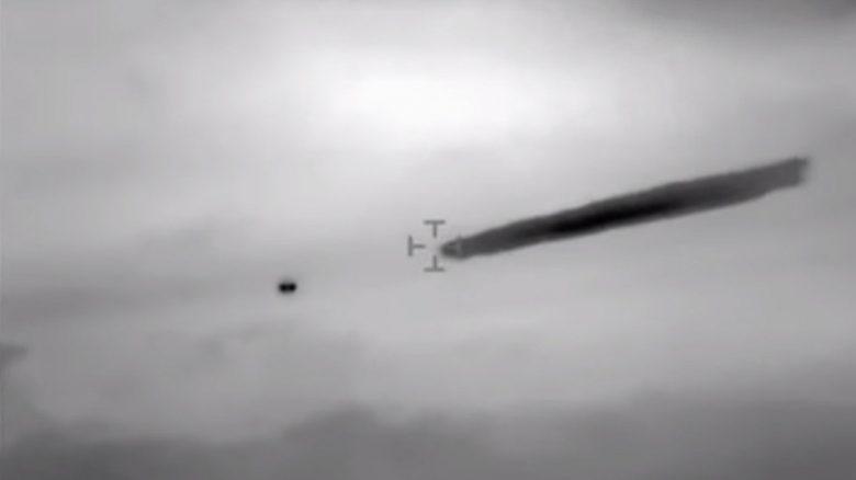 Chili: l'armée rend publique la video d'un OVNI