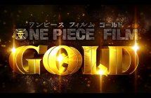 One Piece Film Gold: un trailer pour la version anglaise