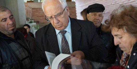 Dr. Dyomin Damir Zakharovich