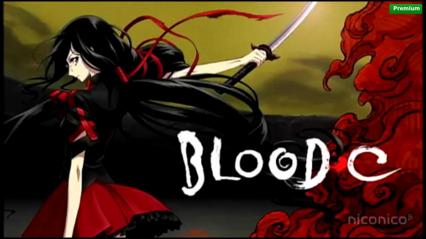 Blood-C: une nouvelle version cinématographique en développement