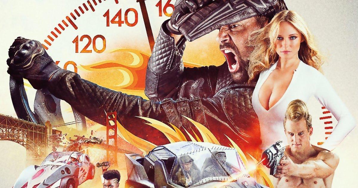 Death Race 2050: une nouvelle bande-annonce Red Band