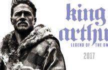 King Arthur: Legend of the Sword: une nouvelle affiche avec Charlie Hunnam