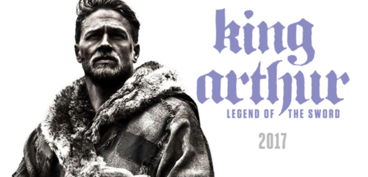 King Arthur: Legend of the Sword: une nouvelle affiche avec Charlie Hunnam