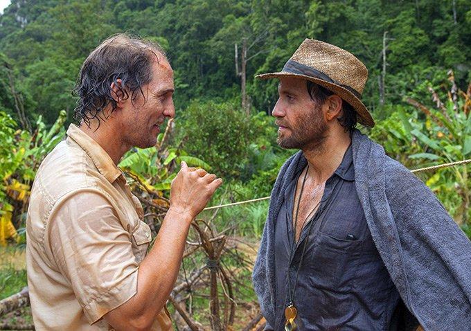 Matthew McConaughey & Edgar Ramirez  Stephen Gaghan's Gold