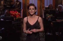 Saturday Night Live: Kristen Stewart tacle Donald Trump et blasphème