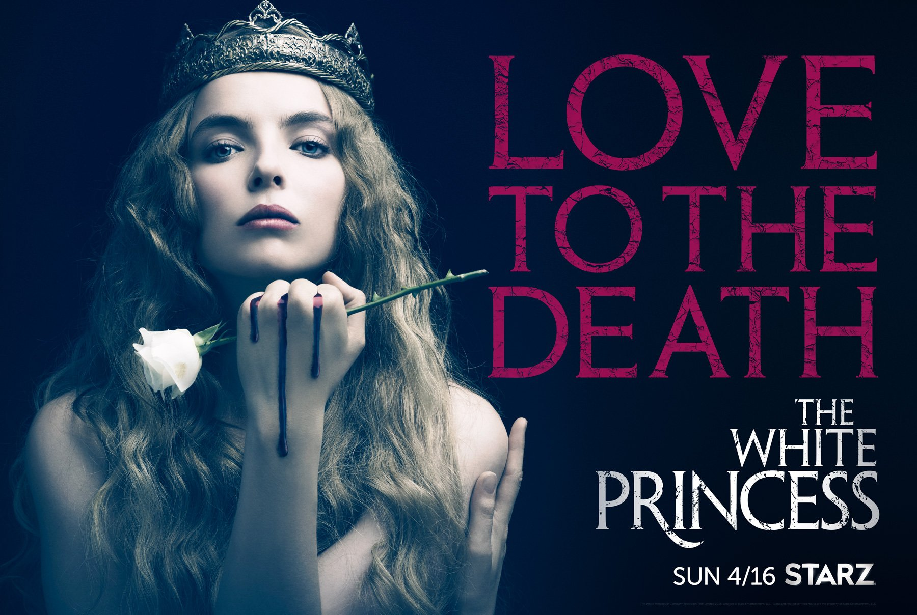The White Princess - la suite de The White Queen en mars sur Starz