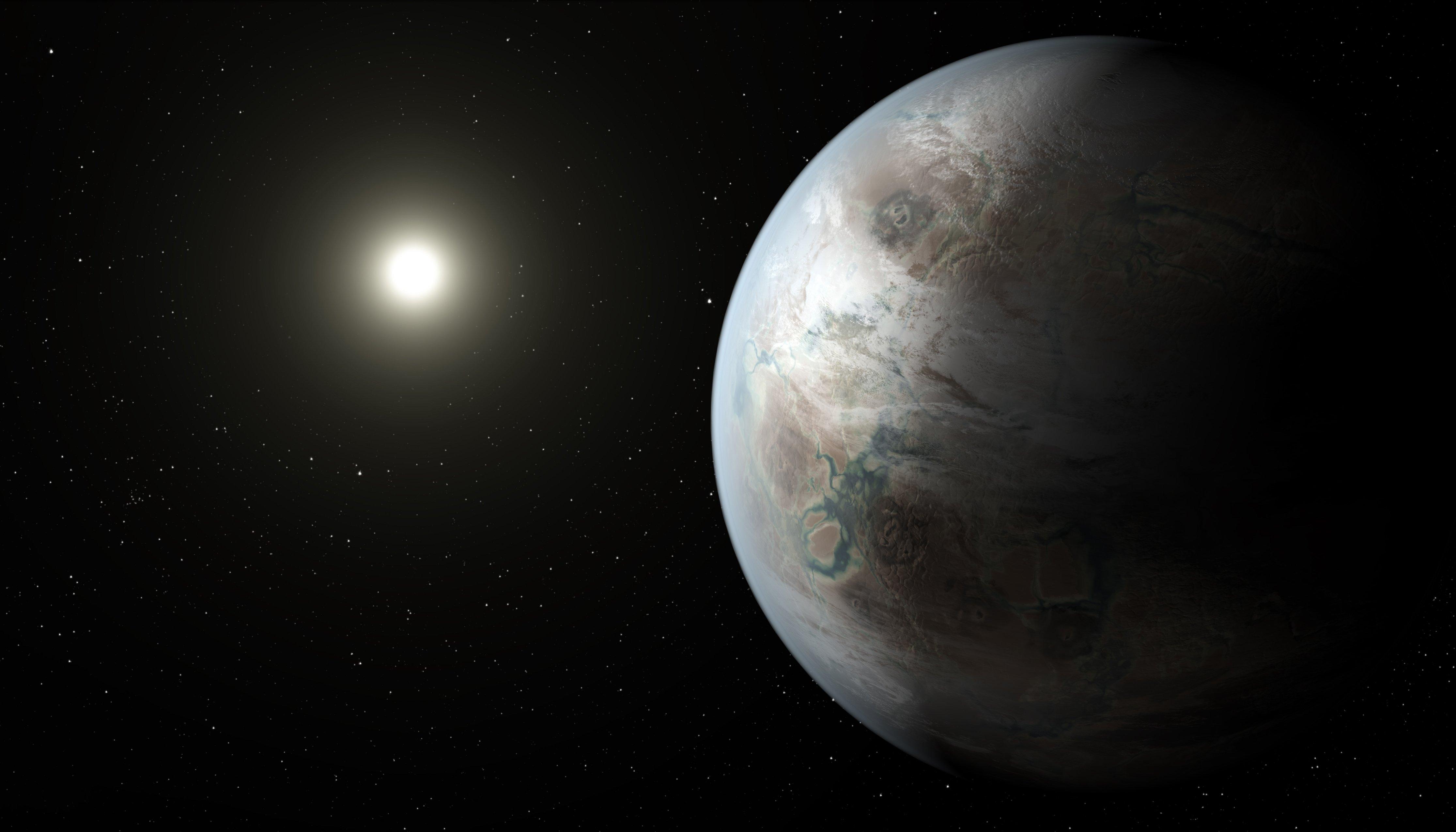 NASA TV va présenter de nouvelles découvertes extrasolaires