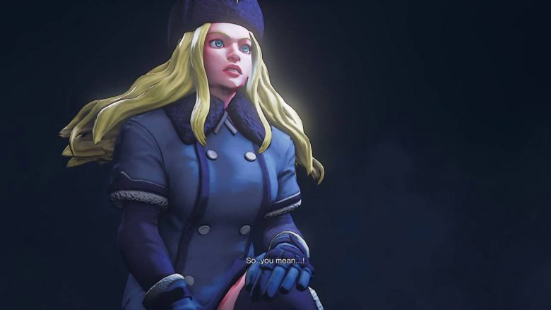 Street Fighter V: Kolin