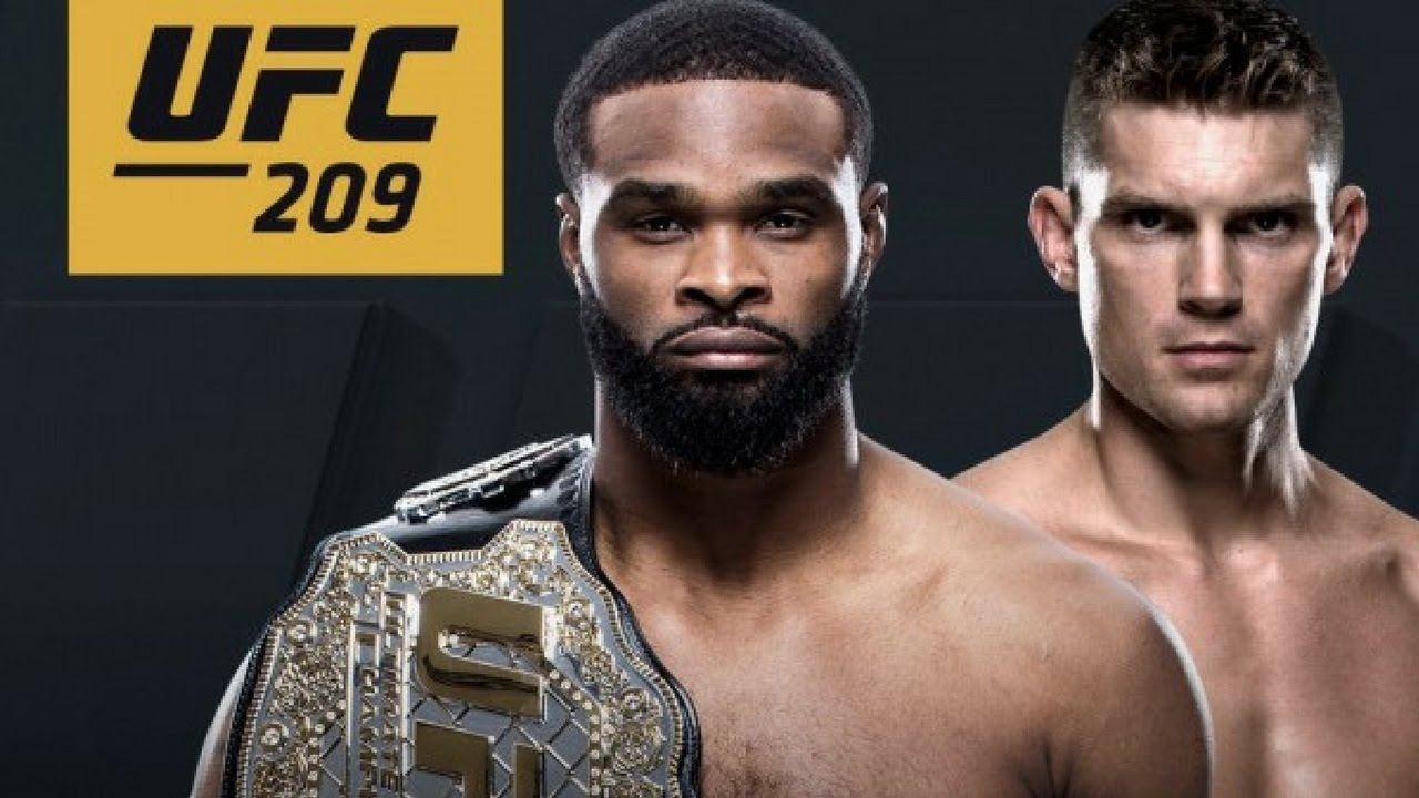 UFC 209: Woodley vs Thompson 2 sur Canal Indigo et stream
