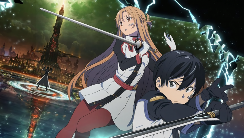 Sword Art Online : Ordinal Scale