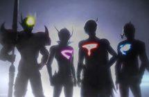 Infini-T Force: une première vidéo promotionnelle