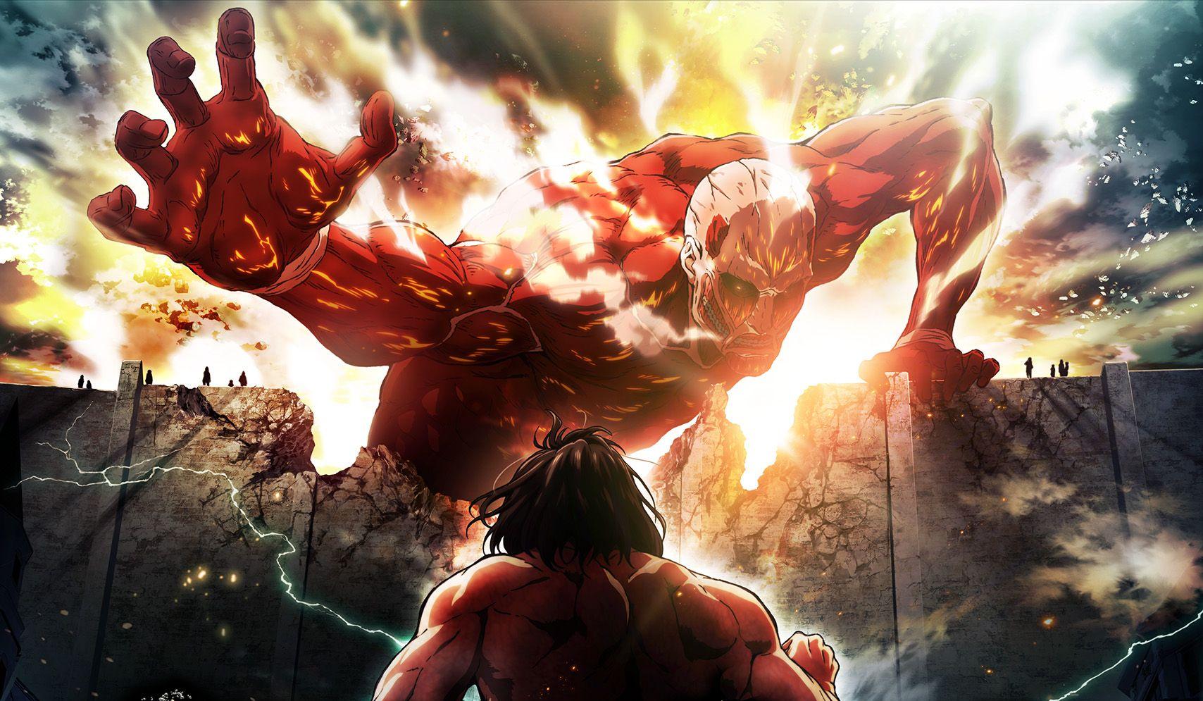 L'Attaque des Titans saison 2
