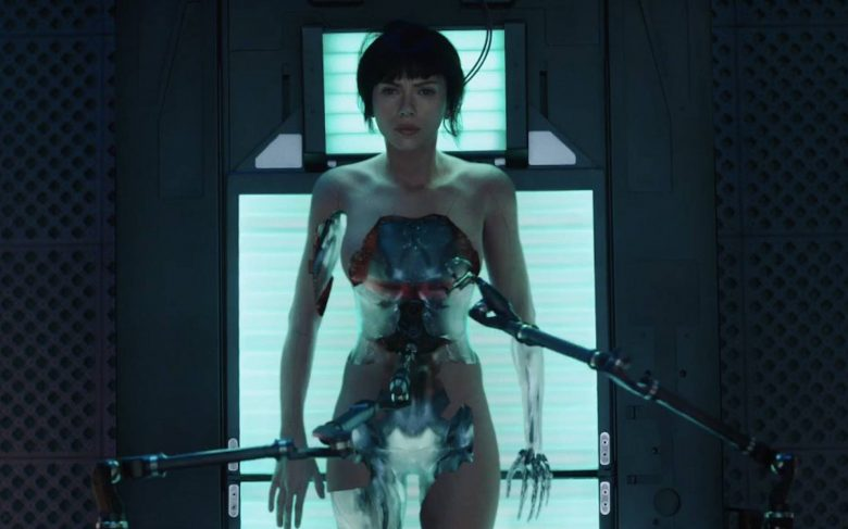 'Ghost In The Shell