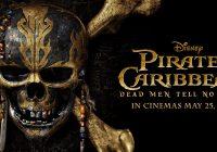 Pirates des Caraïbes 5: une nouvelle bande-annonce officielle