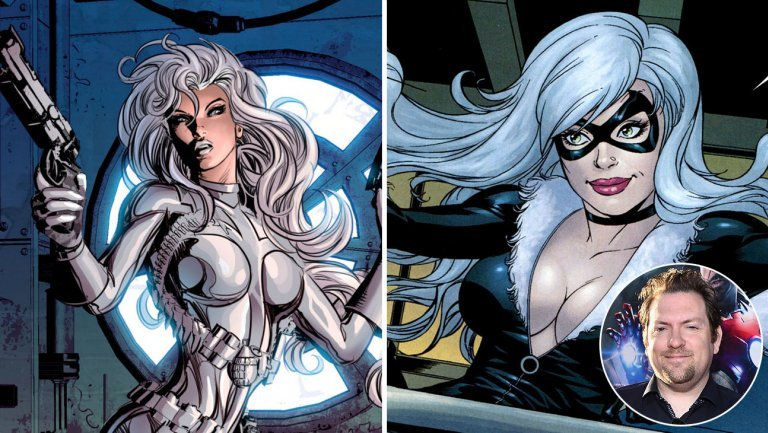 Silver Sable et Black Cat
