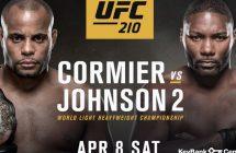 UFC 210: Cormier vs Johnson 2 en direct sur Indigo et en stream