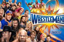 WrestleMania 33 dévoile sa rampe d'entrée et plusieurs vidéos