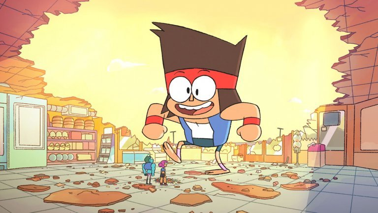 OK K.O. ! Let's Be Heroes