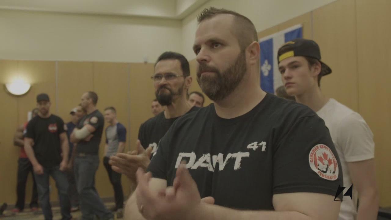 Bras de fer: la nouvelle docu-série de DATSIT Studios (vidéo)