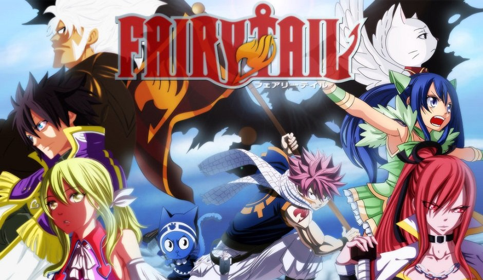 FairyTail Dragon Cry