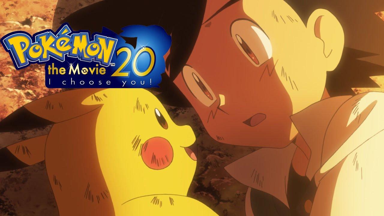 Pokémon, le film : Je te choisis !: présenté avant-première à Japan Expo