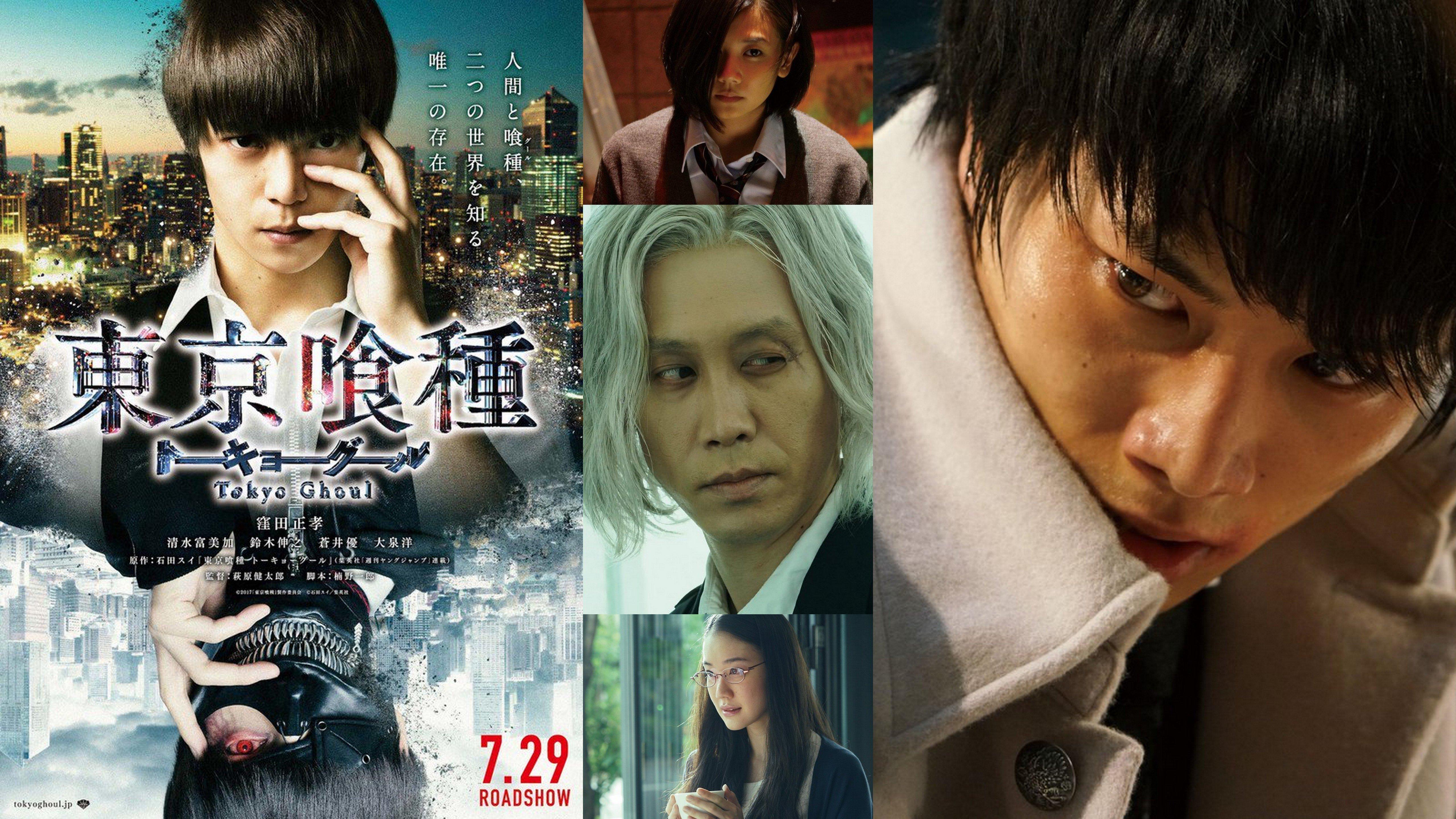 Tokyo Ghoul: Kai Ogasawara se joint au film live