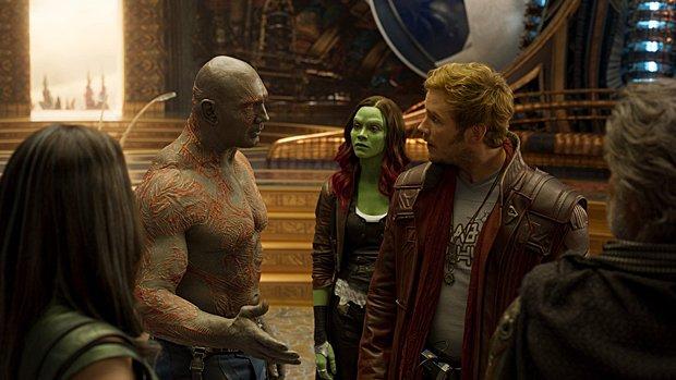 Guardians of the Galaxy Vol. 2 - Critique du film de James Gunn