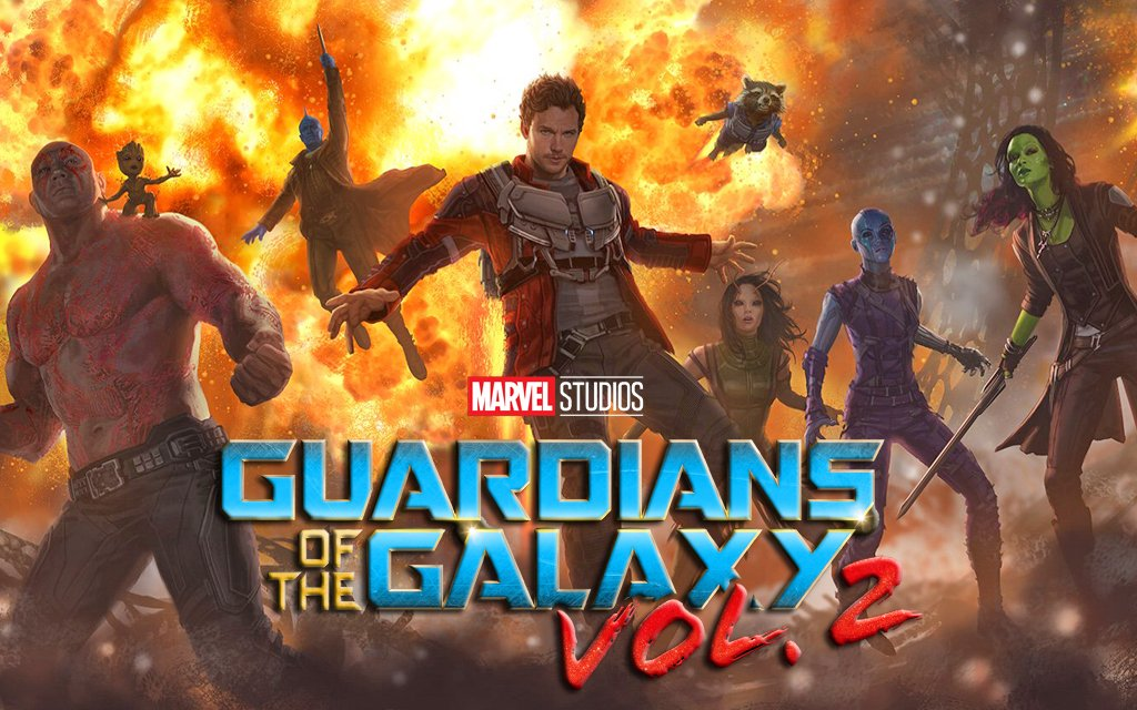 Guardians of the Galaxy Vol. 2 - Critique du film de James Gunn