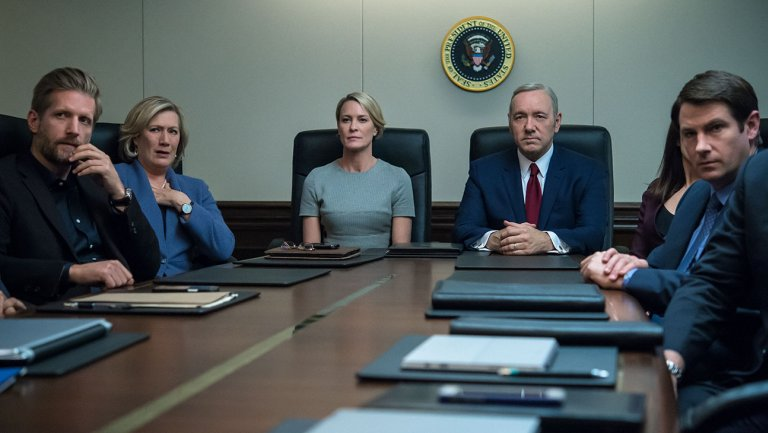 House of Cards saison 5