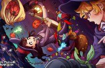 Little Witch Academia: Bandai Namco annonce une adaptation jeu vidéo