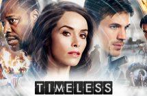 Timeless renouvelé pour 10 épisodes après son anulation