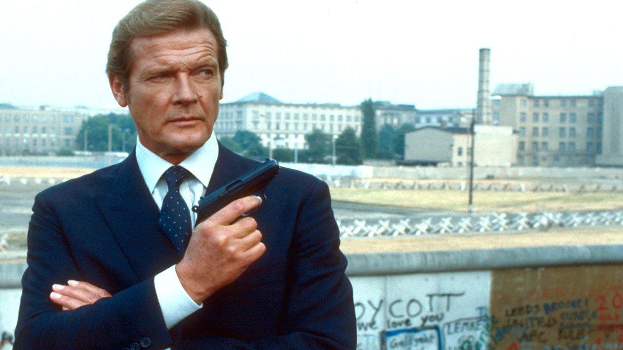 James Bond: décès de l'acteur Sir Roger Moore à 89 ans