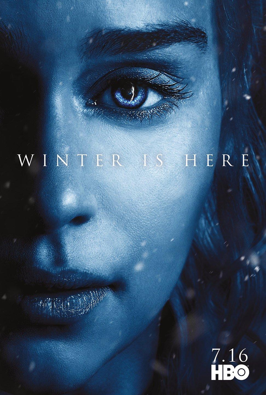 Game of Thrones saison 7: nouveau trailer et affiches