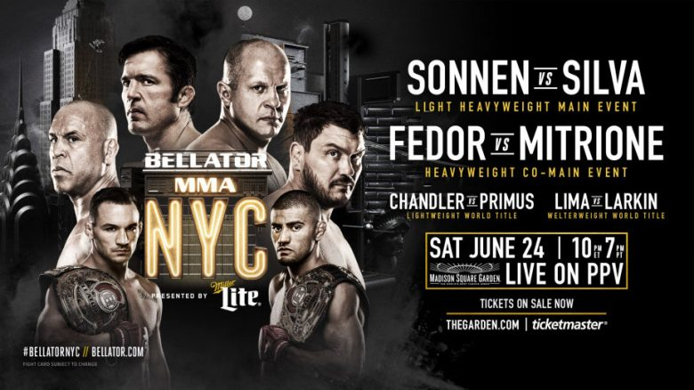 Bellator NYC